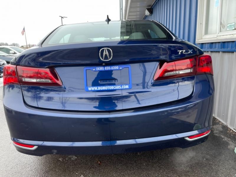 Acura TLX 2016 price $15,998