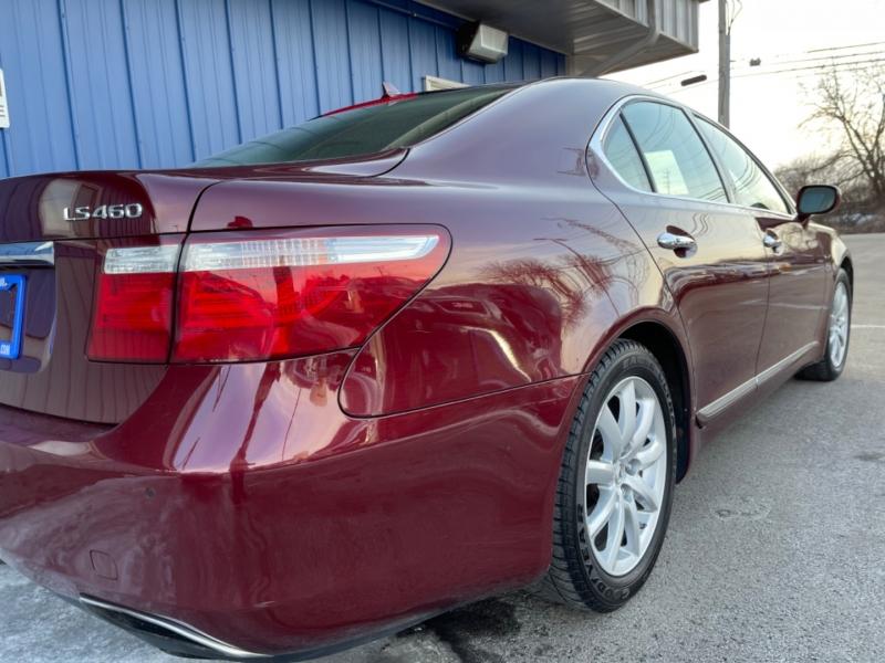 Lexus LS 460 2008 price $11,998