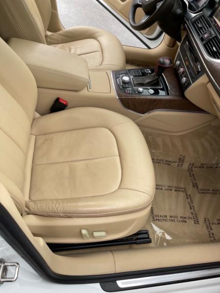 Audi A6 2012 price $14,998