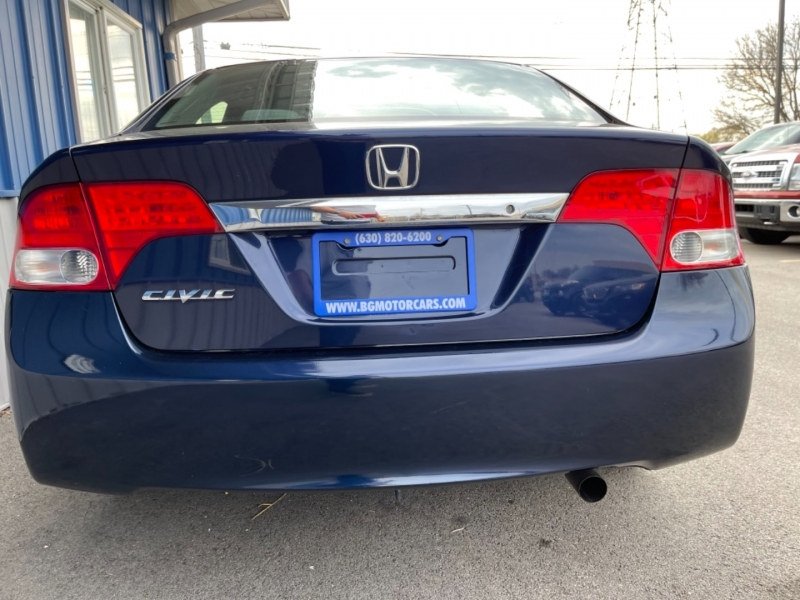 Honda Civic Sdn 2009 price $7,998
