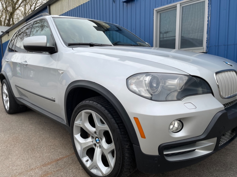 BMW X5 2008 price $12,998