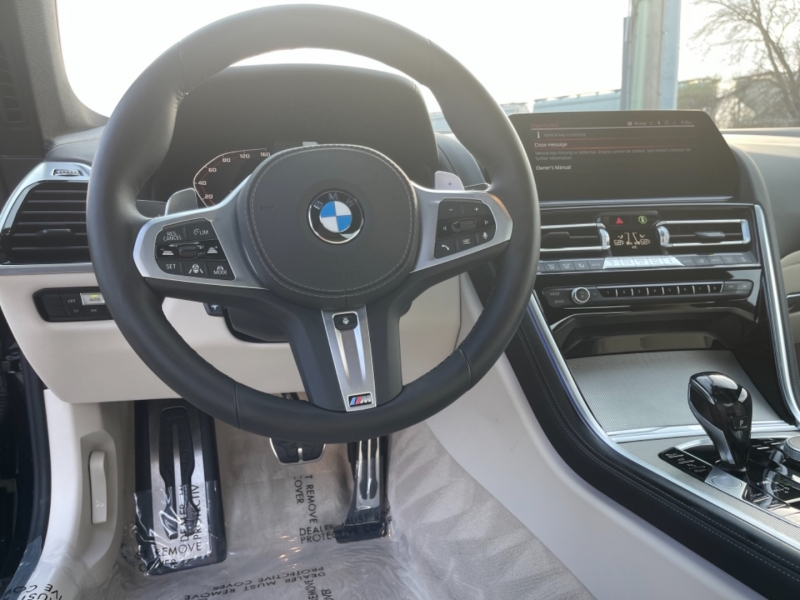 BMW 8-Series 2021 price $106,998