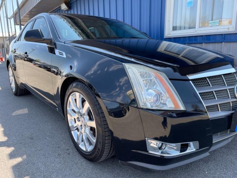 Cadillac CTS 2009 price $11,998