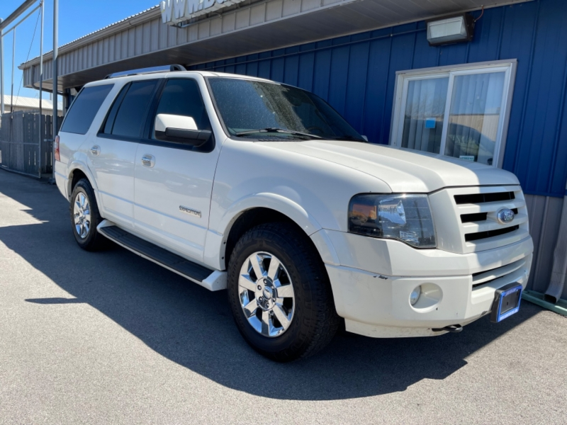 Ford Expedition 2007 price $10,498