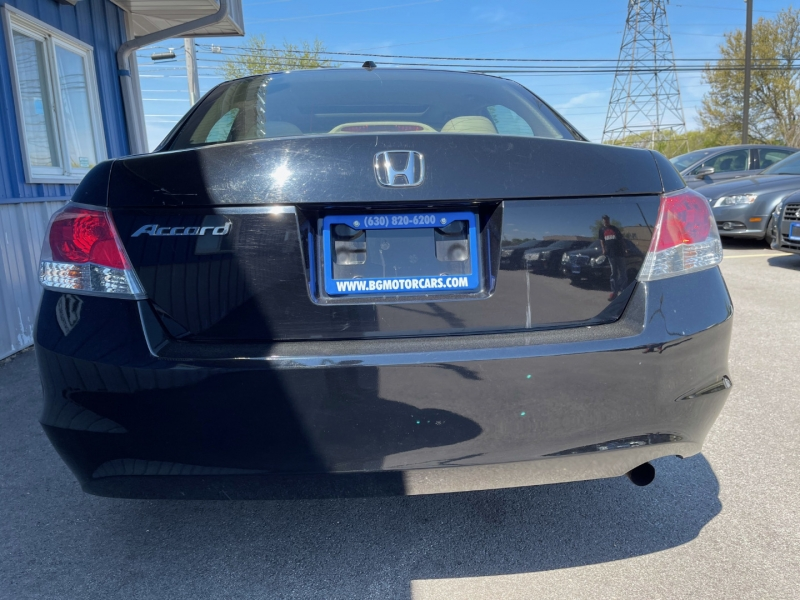 Honda Accord Sdn 2008 price $6,998