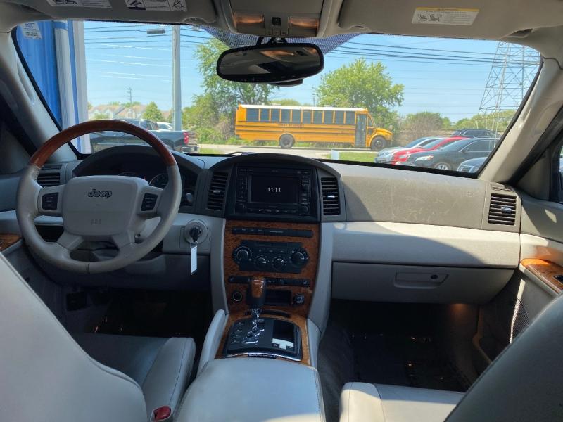 Jeep Grand Cherokee 2007 price $6,998