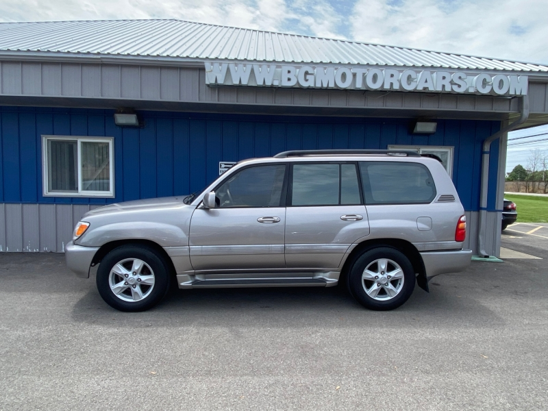 Toyota Land Cruiser 2002 price $12,998