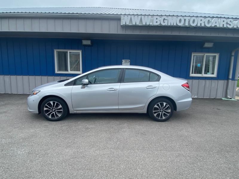 Honda Civic Sedan 2015 price $13,998