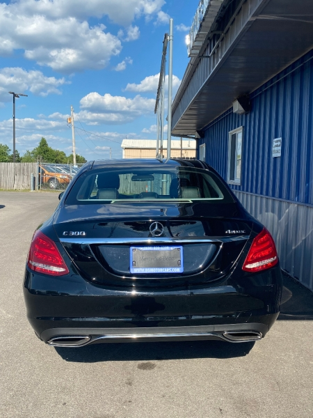 Mercedes-Benz C-Class 2015 price $17,998