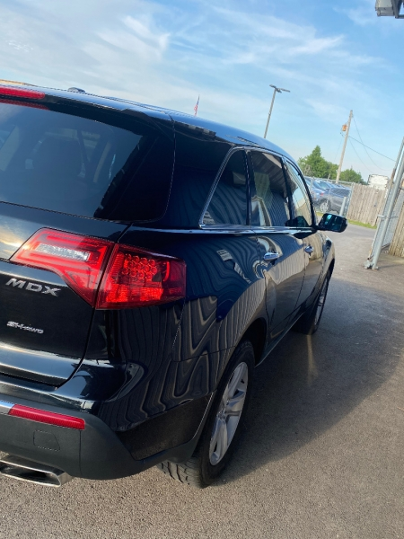 Acura MDX 2012 price $11,998
