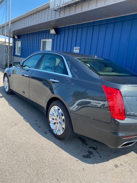 Cadillac CTS Sedan 2014 price $15,998