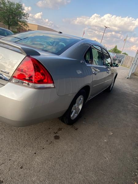 Chevrolet Impala 2008 price $6,998