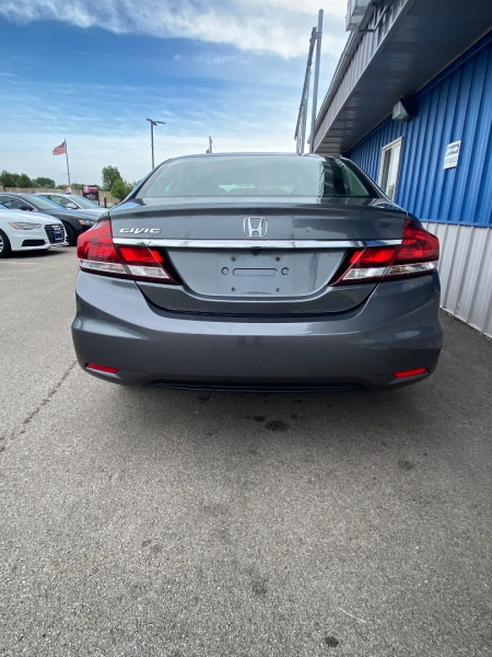 Honda Civic Sdn 2013 price $11,799
