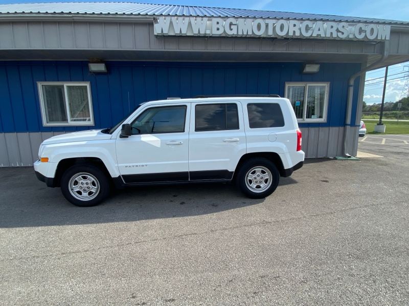 Jeep Patriot 2016 price $6,998