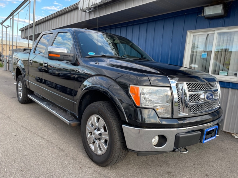 Ford F-150 2010 price $15,498