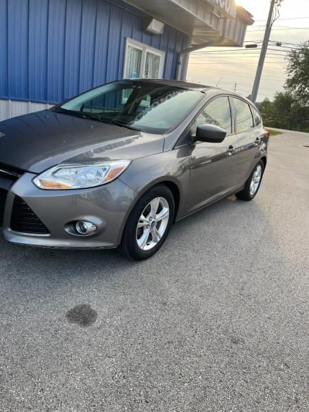 Ford Focus 2012 price $7,998