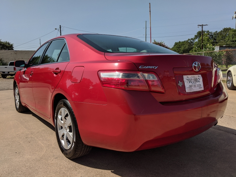 Toyota Camry 2007 price $5,999 Cash