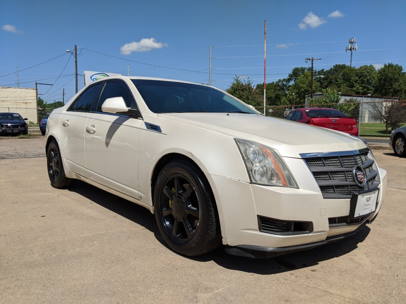 Cadillac CTS 2008 price $7,499