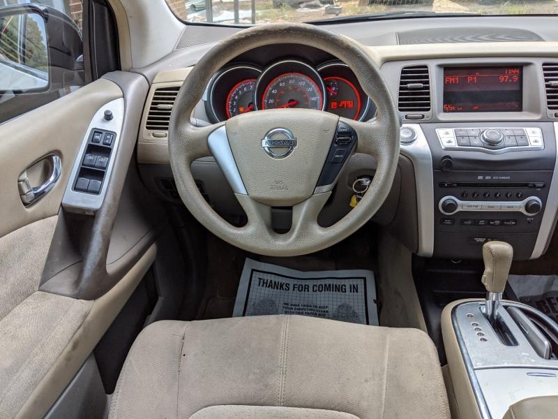 Nissan Murano 2009 price $5,999