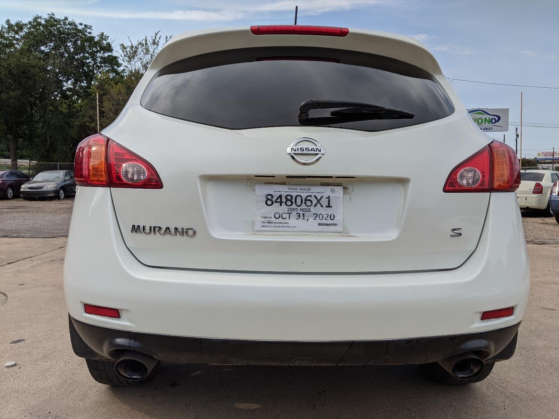2009 Nissan Murano Sl Owono Motors Dealership In Tyler
