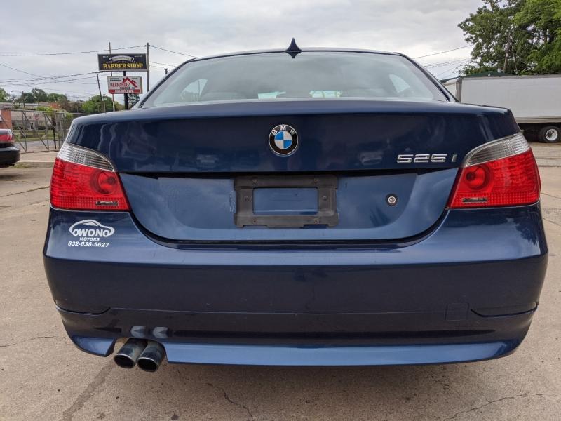 BMW 5-Series 2006 price $1,999