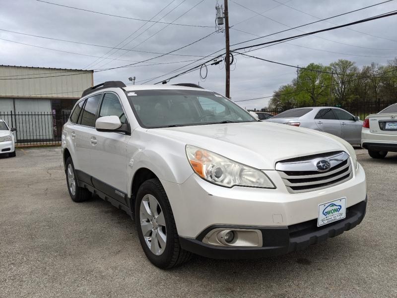 Subaru Outback 2010 price $8,500