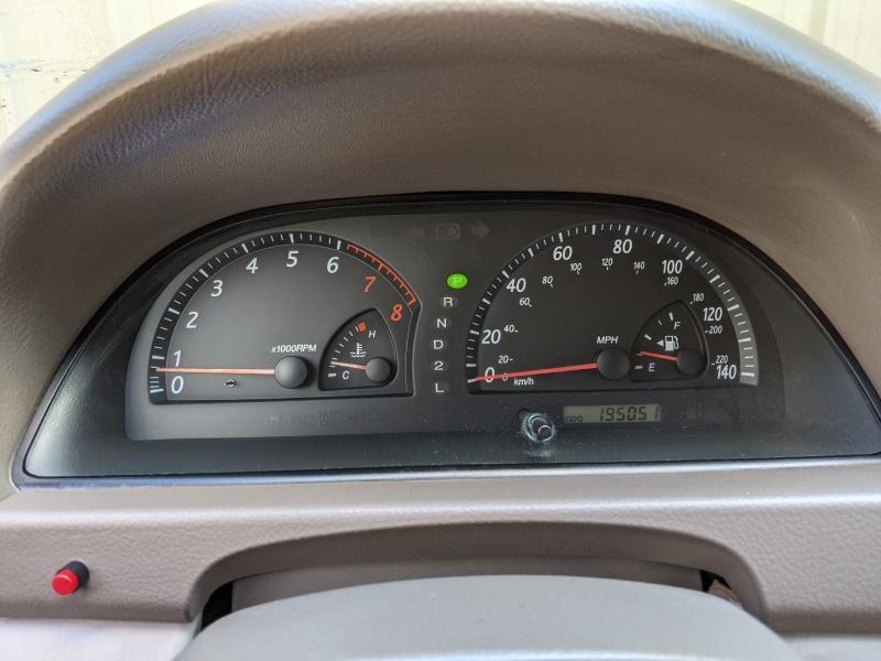 Toyota Camry 2002 price $3,500