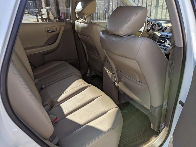 Nissan Murano 2007 price $5,499