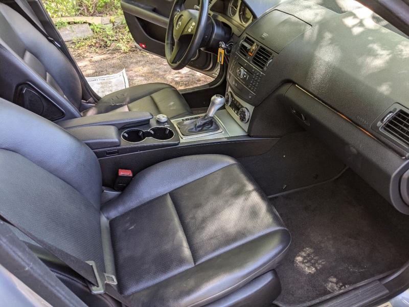 Mercedes-Benz C-Class 2008 price $6,999