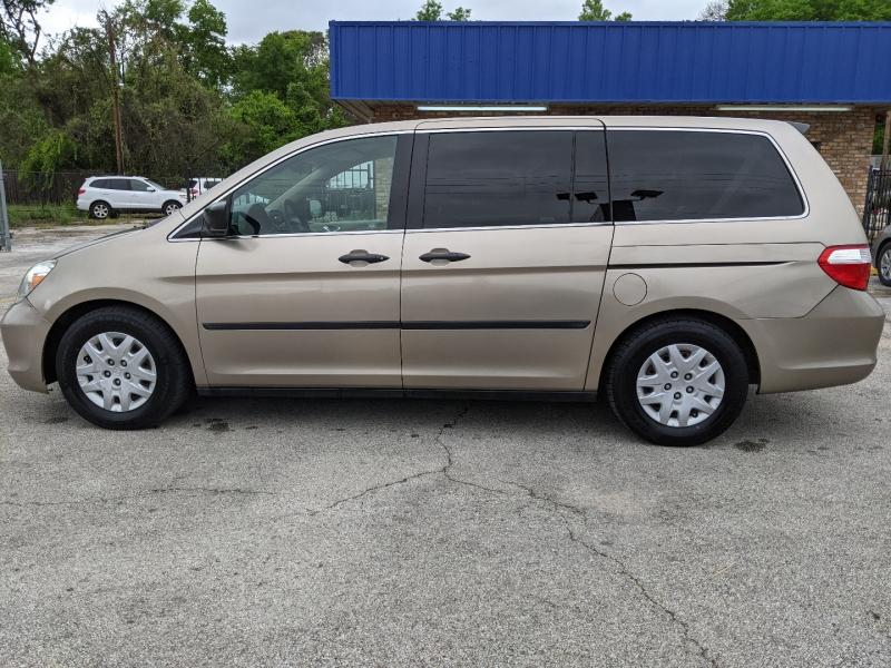 Honda Odyssey 2007 price $2,999