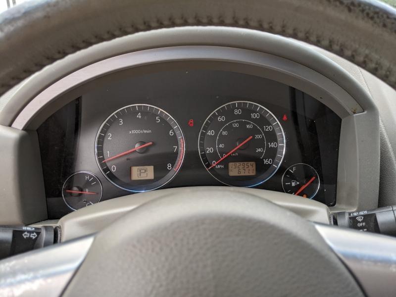 Infiniti FX35 2005 price $6,999