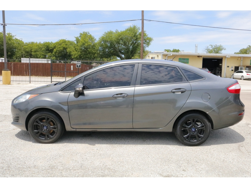 Ford Fiesta 2016 price $1,000 Down