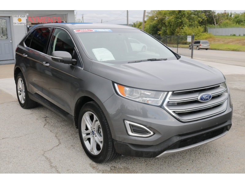 Ford Edge 2017 price $4,000 Down