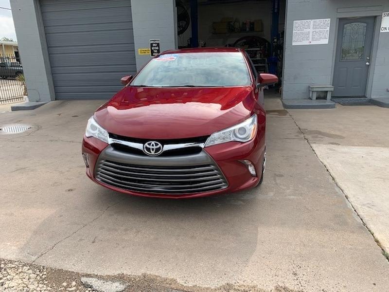Toyota Camry 2017 price $4,000 Down