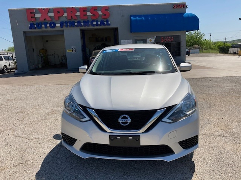 Nissan Sentra 2017 price $2,500 Down