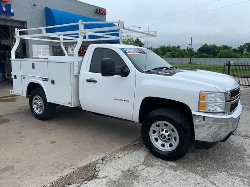 Chevrolet Silverado 3500HD 2014 price $4,000 Down
