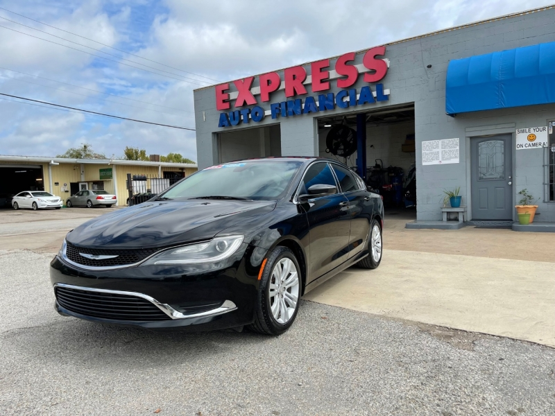 Chrysler 200 2015 price $2,000 Down