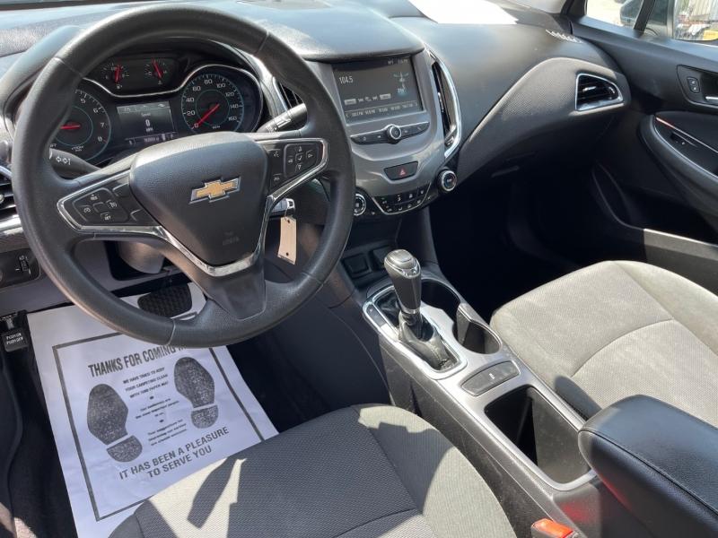 Chevrolet Cruze 2018 price $2,500 Down