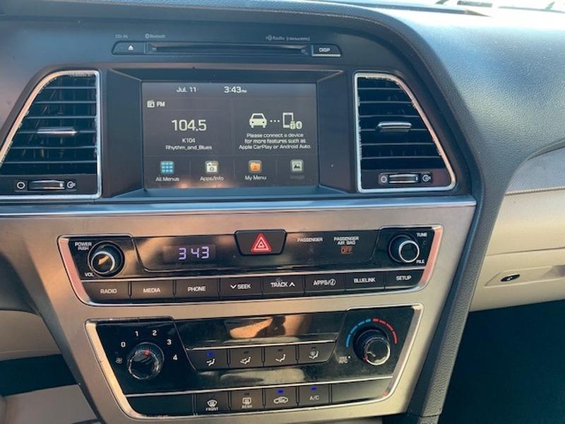 Hyundai Sonata 2016 price $3,500 Down