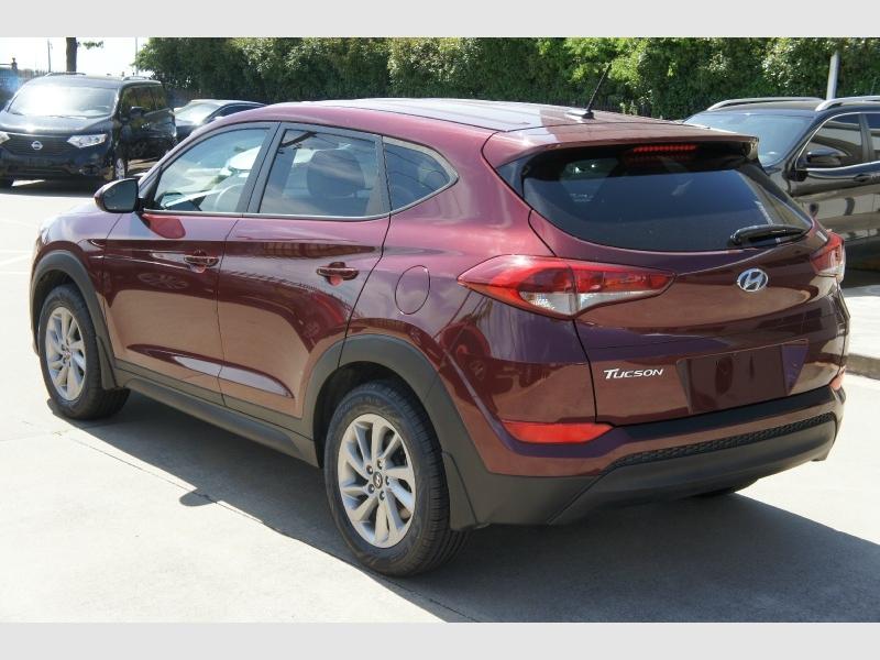 Hyundai Tucson 2016 price $11,777