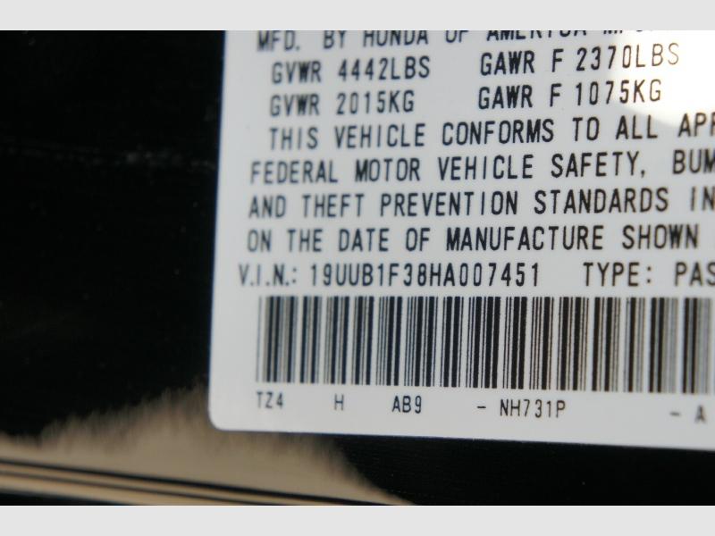 Acura TLX 2017 price $18,477