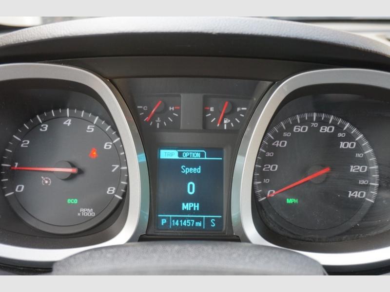 Chevrolet Equinox 2016 price $9,677