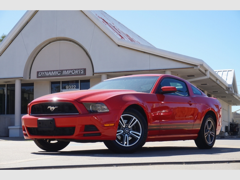Ford Mustang 2014 price $11,777