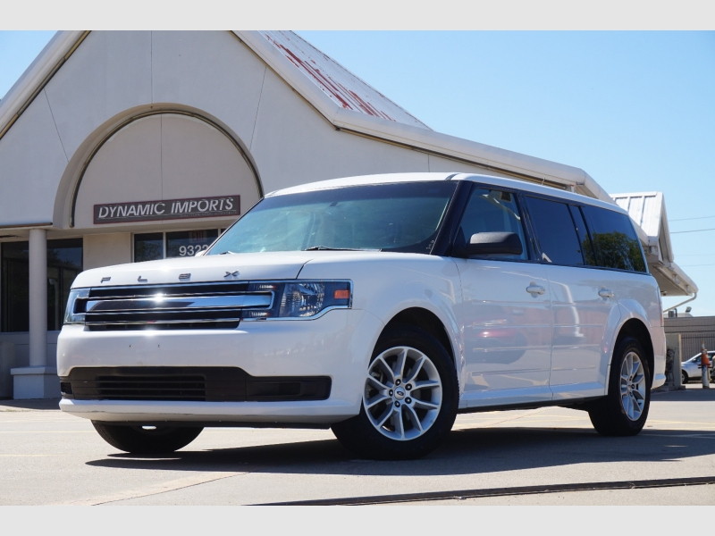 Ford Flex 2017 price $15,477