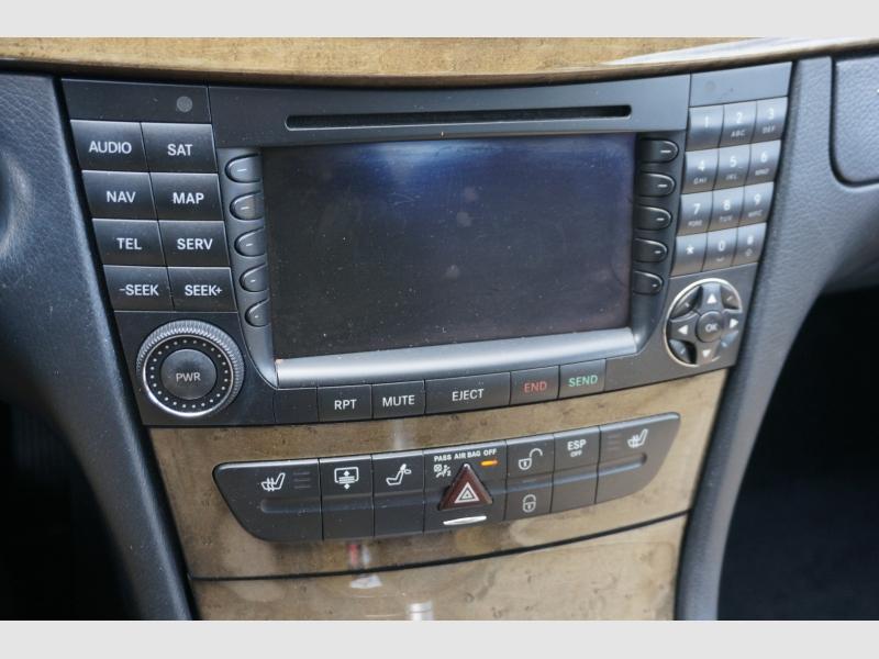 Mercedes-Benz E-Class 2007 price $8,977