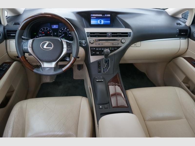 Lexus RX 350 2015 price $27,777