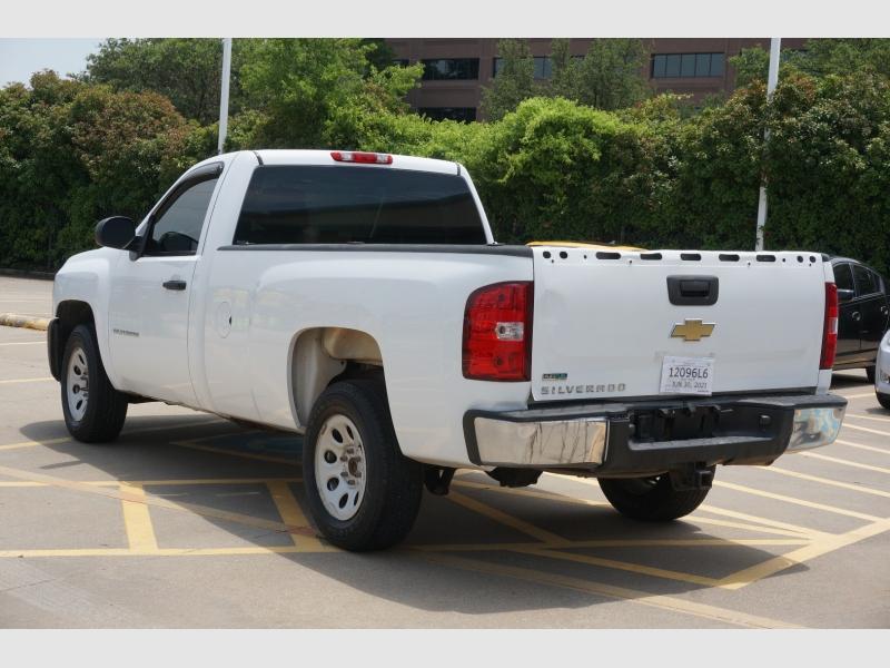 Chevrolet Silverado 1500 2011 price $10,277