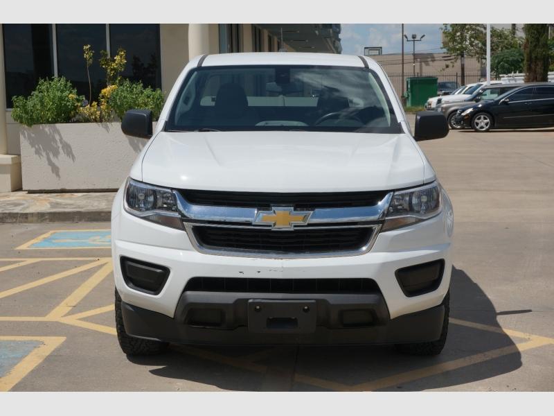 Chevrolet Colorado 2019 price $16,977