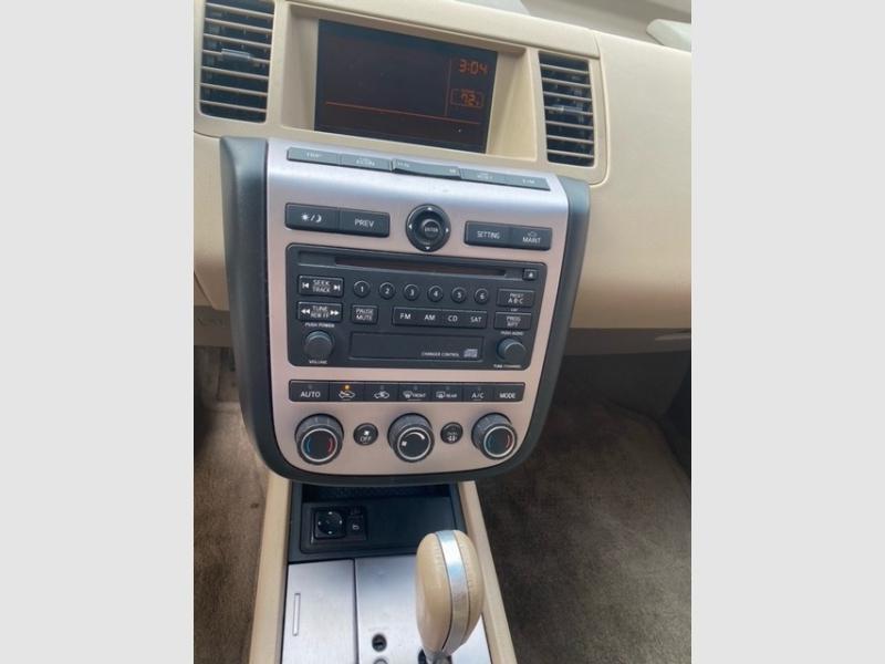 Nissan Murano 2005 price $4,977