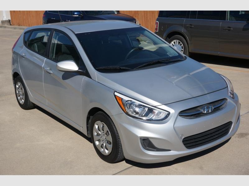 Hyundai Accent 2017 price $11,977